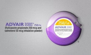 advair combivent